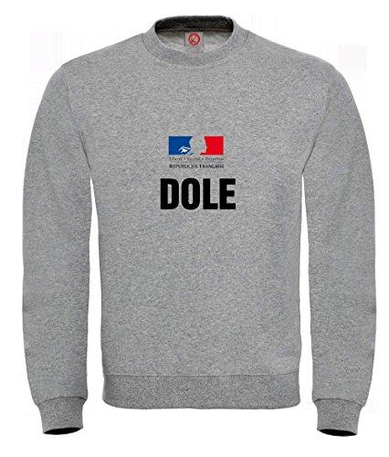 sweat-shirt-dole-gray
