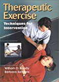 Therapeutic Exercise: Techniques for Intervention