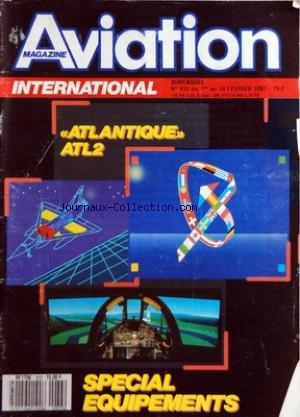 AVIATION MAGAZINE [No 933] du 01/02/1987 - LA SUISSE CHOISIT LE HAWK - AEROSPATIALE BILAN 1986 - INTERVIEW - UNE EXPOSITION TRES CIBLEE A WASHINGTON - UN ENTRETIEN AVEC M BENICHOU PRESIDENT DU GIFAS - POUR MIEUX LUTTER CONTRE LES INCENDIES DE FORET - UN ENTRETIEN AVEC M JEAN-PAUL PROUST - ECONOMIE - CINQUANTE A320 POUR GPA - UNE NOUVELLE VICTOIRE Dâ AIRBUS INDUSTRIE - INDUSTRIE - MICHELIN DES AIR X SUR F-15E - UNE ENTREE REMARQUEE DANS LE DOMAINE AERONAUTIQUE - DEFENSE - PARIS CONFIRME Lâ OPTIO