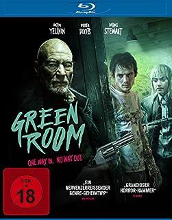 Green Room [Blu-ray]