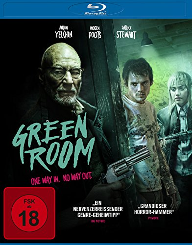 Green Room [Blu-ray] (Freundin Ideen Kostüm)