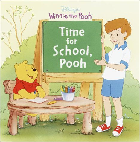 Time for School, Pooh