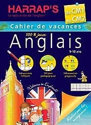 Harrap's Cahier de vacances anglais du CM1 au CM2