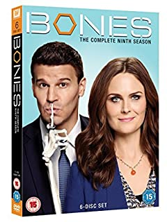 Bones - Season 9 [DVD] (B00DHB3TAM) | Amazon price tracker / tracking, Amazon price history charts, Amazon price watches, Amazon price drop alerts