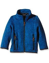 CMP Campagnolo forro polar 3H60744, todo el año, niño, color Azul - China Blue-Antracite, tamaño 4 años (104 cm)