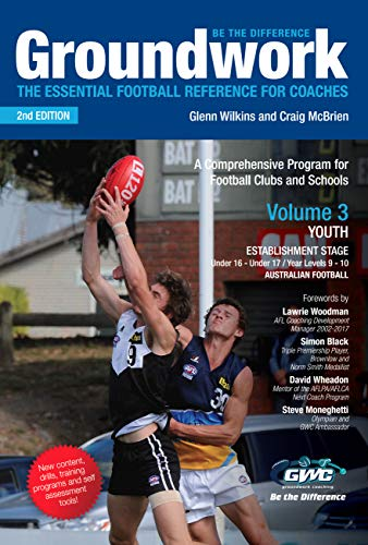 Groundwork Volume 3: YOUTH ESTABLISHMENT STAGE: The Essential Football Reference for Coaches (English Edition)