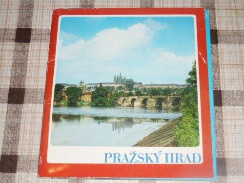 Prazsky Hrad - Die Prager Burg - Prague Castle - Le Chateau de Prague. -- - Mit einem Heft, welches die Historie der Burg erklärt. Text in: Tscheschisch, Russisch, Deutsch, Englisch, Französisch. Bilderklärungen auf der Rückseite der Bilder ---.