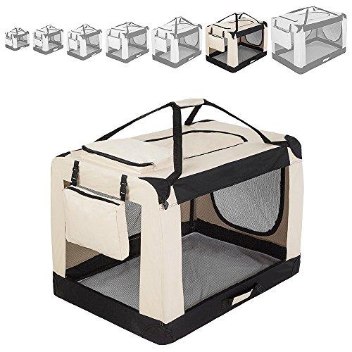 Produkt: TecTake Faltbare Hundetransportbox