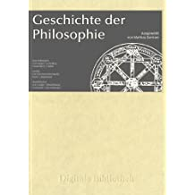 Digitale Bibliothek 3: Geschichte der Philosophie