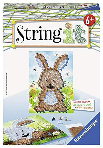 Ravensburger 18068 18068-String it Mini: Rabbit