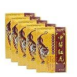 Descrizione:  Nome dell'articolo: China Red Tiger Sticker  Specifiche del prodotto: 1 scatola * 8 paste  Funzione: antidolorifico  Come usare:  1. Pulire e asciugare l'area interessata  2.Rimuovere il supporto in plastica da un lato del cerotto.  3....