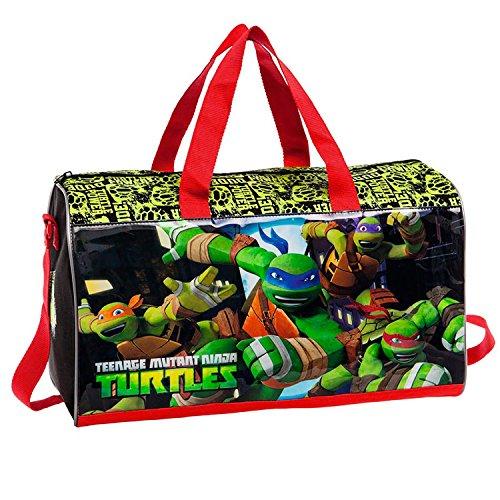 Bolsa-Tortugas-Ninja-Gimnasio-Piscina-Viaje-Tiempo-Libre
