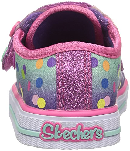 Skechers Shuffles Dazzle Dot Multi 10684NMLT, Scarpe sportive Multicolore