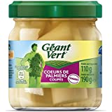 Géant Vert Cœurs de Palmiers Coupés 110 g - Lot de 6