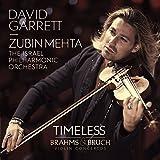 Timeless-Brahms & Bruch Violin Concertos by Garrett, David (2015-04-28)