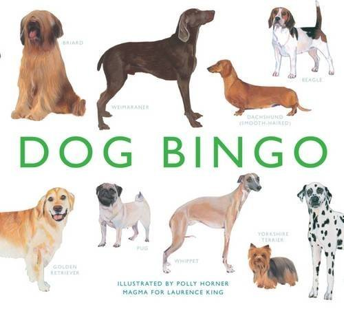 Dog Bingo (Magma for Laurence King) (2015-07-07)