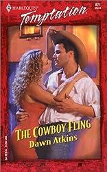 The Cowboy Fling (Harlequin Temptation)