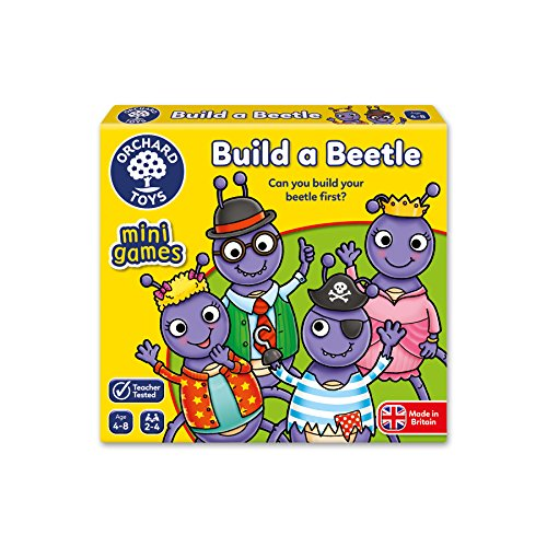 Orchard Toys Build a Beetle Stocking Filler