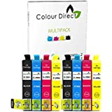 Colour Direct - 2 juegos de Compatible Cartuchos de tinta - 29XL Para Epson Expression Home XP-235 XP-332 XP-335 XP432 XP-435 Impresoras. 2 X 2991 2 x 2992 2 X 2993 2 X 2994 ( 8 Tintas )