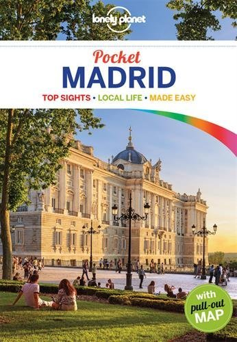 Lonely Planet Pocket Madrid (Travel Guide) by Lonely Planet (2016-01-15)