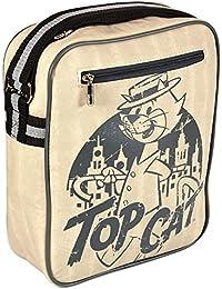 Retro Top Cat Design Flight Bag - Classic Kids TV Cartoon