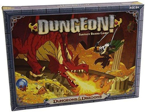 Dungeons & Dragons: Dungeon Board Game Resize