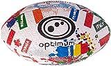Optimum World Nations Mini Ballon Multicolore Mini