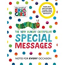 The Very Hungry Caterpillar: Special Messages Notes for Every Occasion