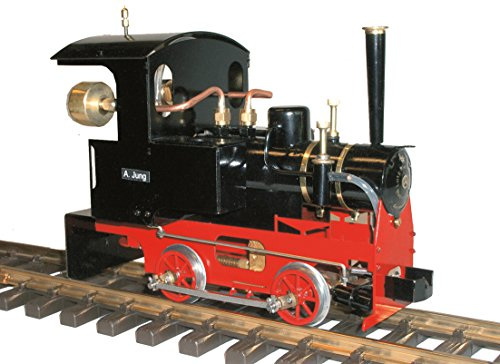 Dampfmaschine Dampflokomotive Heidi, I,G (45 mm) Echtdampf! Bausatz