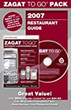 Zagat to Go Pack: Chicago Restaurants: Including Milwaukee with CDROM (Zagat to Go Packs)