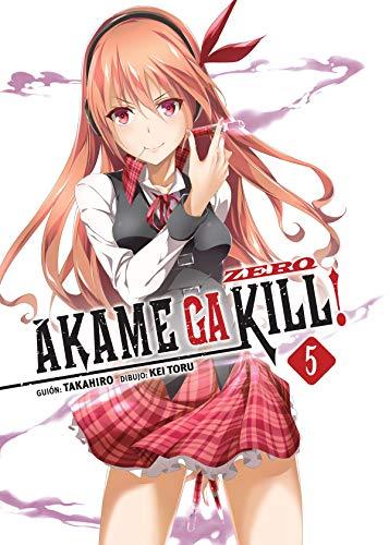 Akame Ga Kill! Zero 5 por Kei Toru Takahiro