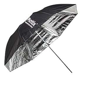 Phottix PH85341 Petit Parapluie réflecteur pliable 91 cm Noir