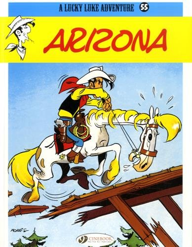 Lucky Luke - tome 55 Arizona (55)