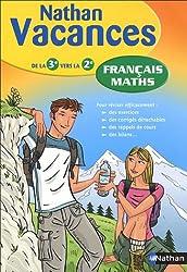 Français Maths : De la 3e vers la 2e