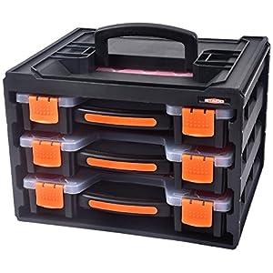 STACO 88317 Aufbewahrungskasten für Schrauben und andere Kleinteile