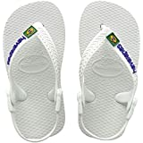Havaianas Brasil Logo, Unisex Babies' Standing Baby Shoes
