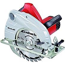 Einhell TC-CS 1400 - Sierra circular (potencia 1400 W, profundidad de corte a 90°: 65 mm, profundidad de corte a 45°: 45 mm)