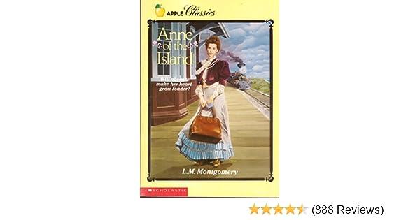 Anne of the Island (Apple classics): Amazon co uk: L  M  Montgomery