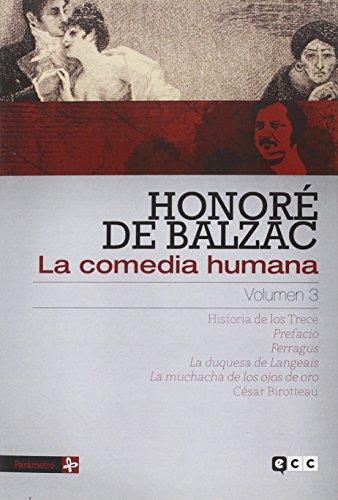 La comedia humana de Balzac completa vol. 3 por Honoré Balzac