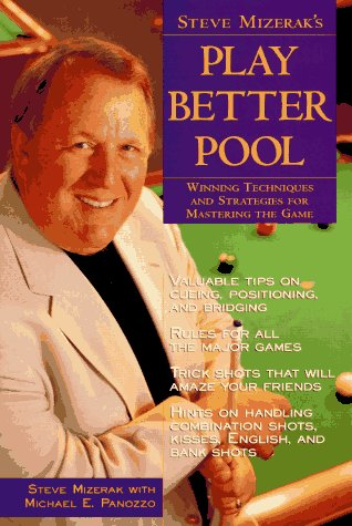 Steve Mizerak's Play Better Pool por Steve Mizerak