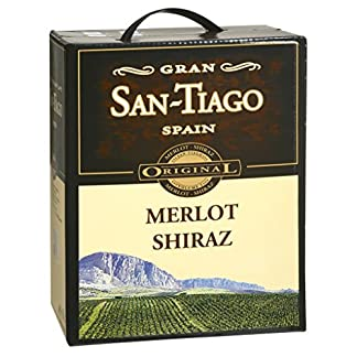 San-Tiago-Merlot-Shiraz-Rotwein-14-Vol-3l-Bag-in-Box
