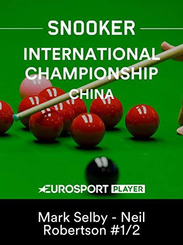 Snooker: International Championship in China - Viertelfinale
