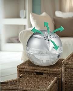 Sensu - Air Basic Humidificateur d'Air Purificateur d'Air + Huile De Parfum