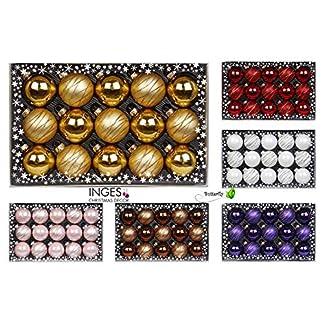 Magic-15-Weihnachtskugeln-6-cm-Glas-Dekor-Geschenkbox-Set-Christbaumschmuck-Weihnachtsdeko-Weihnachtsschmuck-Deko-Weihnachten-Kugeln