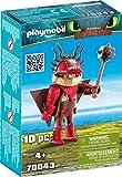 Playmobil Patán Mocoso con Traje Volador Juguete geobra Brandstätter 70043
