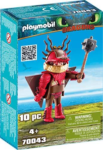Playmobil- Patán Mocoso con Traje Volador Juguete, (geobra Brandstätter 70043)