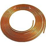 Tube cuivre pour les tuyaux de frein frein & embrayage hydraulique de 7,62 m lignes FL25 bobine