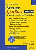 Steuer-SparBuch, m. CD-ROM (für Österreich) - Eduard Müller