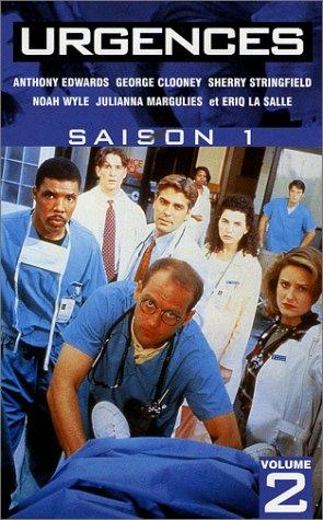 Urgences - Saison 1 : Vol.2 [VHS]