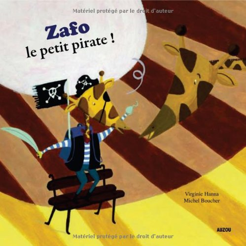 ZAFO LE PETIT PIRATE